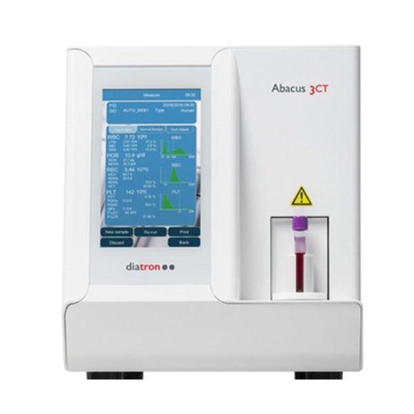 Гематологический анализатор Abacus 3 (CT)