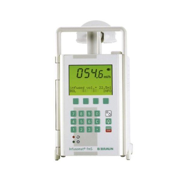 Волюметрический инфузионный насос для анестезии и интенсивной терапии B.Braun Infusomat® fmS