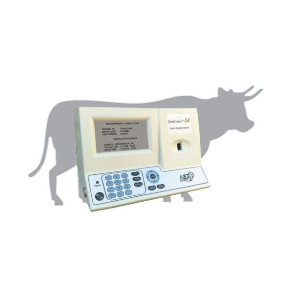 Анализатор качества спермы быков QwikCheck™ Gold Bull