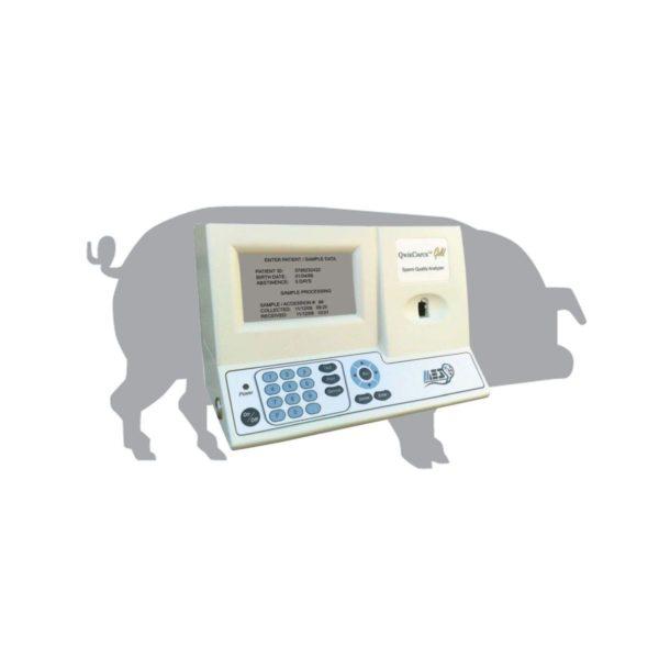 Анализатор качества спермы хряков QwikCheck™ Gold Pig