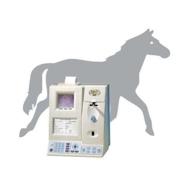 Анализатор качества спермы для жеребцов SQA-Ve